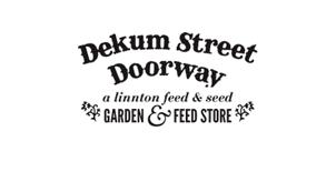 dekum street doorway